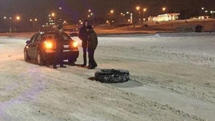 Полиция нашла ростовского дрифтера, отправившего товарища под колеса скорой помощи