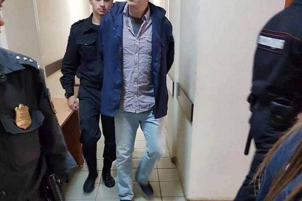 Алексея Громовенко осудили на три с половиной года