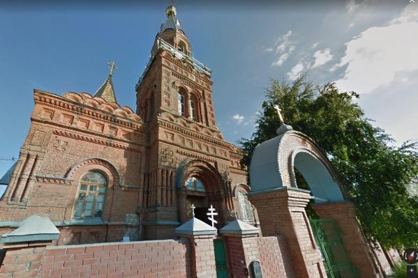 На реставрацию церкви планируется потратить 5,4 миллиона рублей