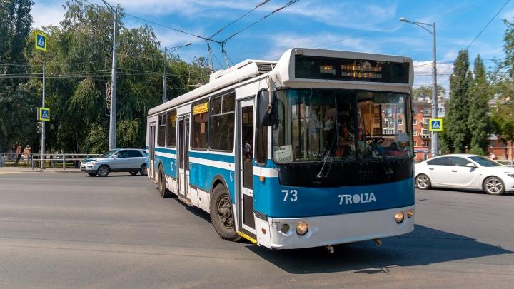 Городские власти перенесли запуск троллейбусов по Шоссейной