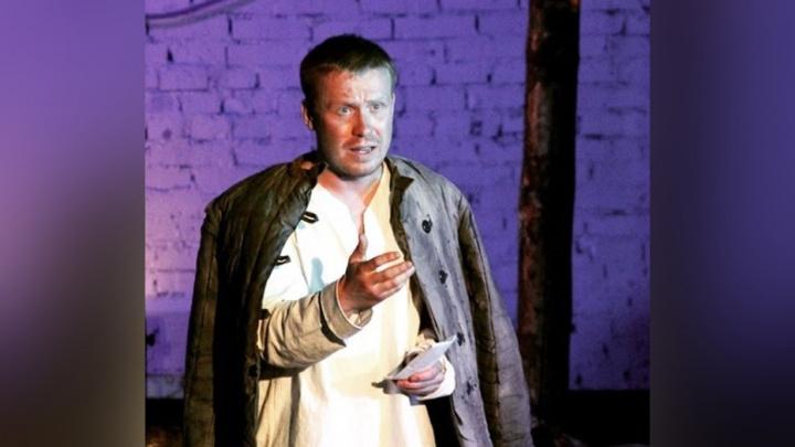 Пермский актёр Антон Богданов сыграл главную роль в постановке «Возмутитель» в московском театре