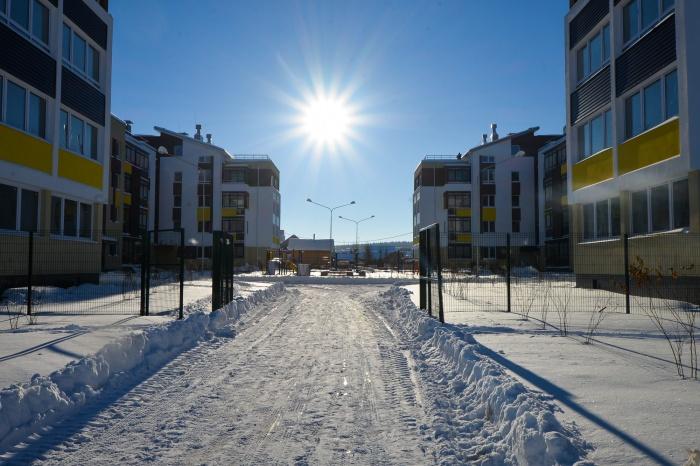 Технологии строительства позволяют возводить качественные дома в любую погоду