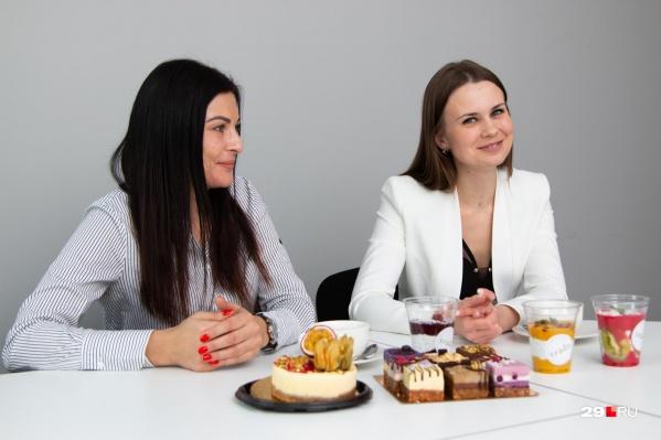 Увлеченные здоровым питанием мамы давно мечтали открыть кондитерскую с «живыми» десертами — они рассказали 29.RU, что это такое