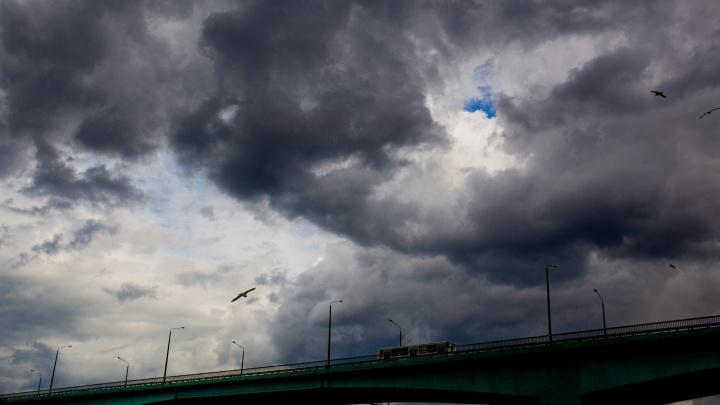 Спасатели предупреждают: на Ярославскую область надвигается сильная гроза