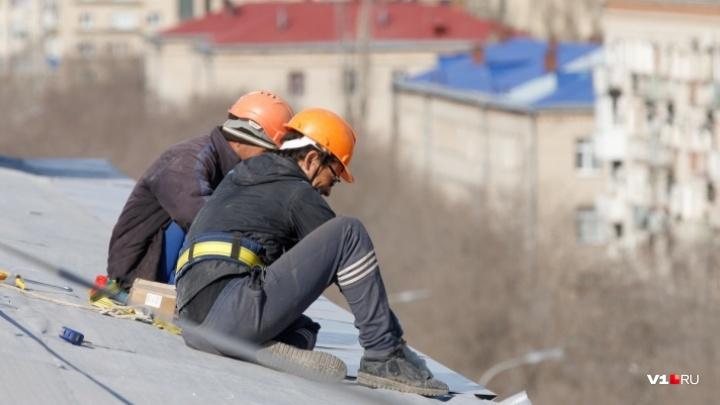 В Волгоградской области лишь на 50% выполнили план по капремонту