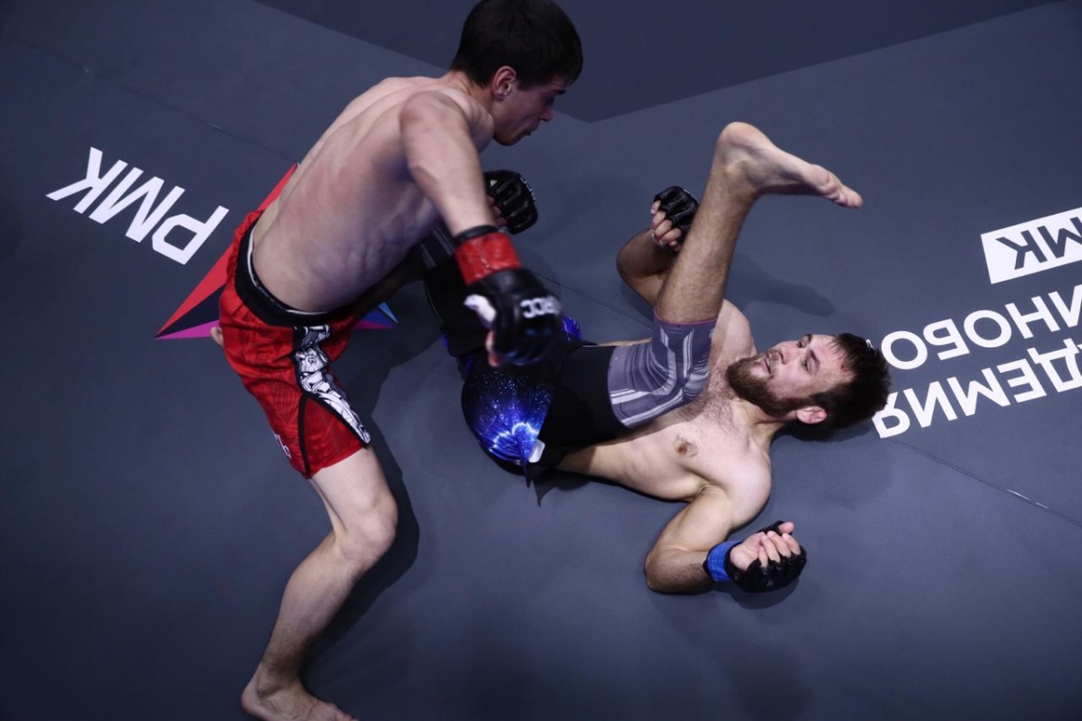 Российский боец одолел бразильца на международном турнире в Екатеринбурге