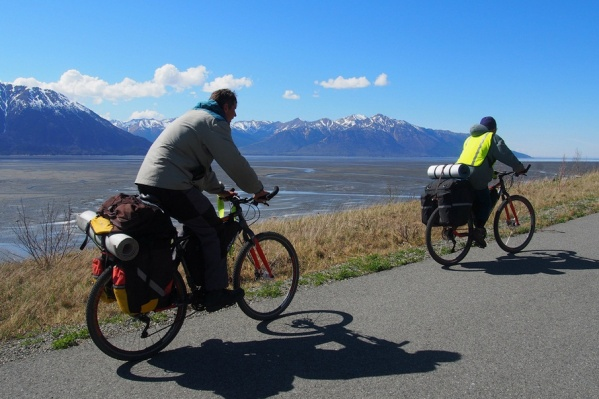 Редкий путешественник променяет комфорт на тысячи километров на велосипеде к мечте