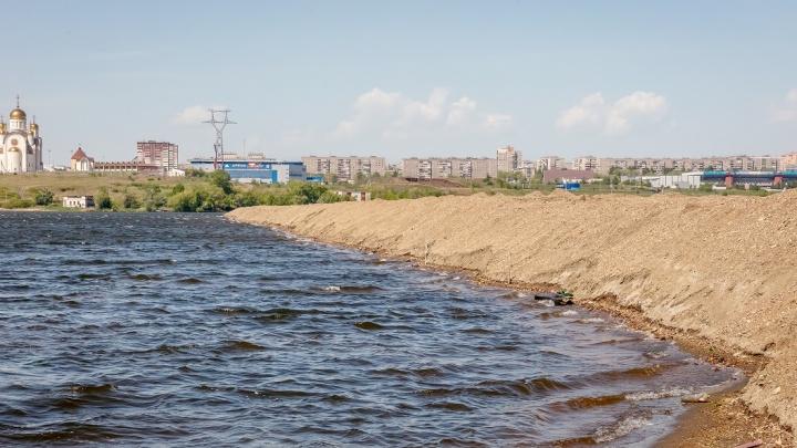 ММК завершает строительство дамбы, которая оградит водохранилище от промышленных стоков