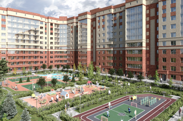 Стоимость квартир в кирпичном доме «Крыльев» — пожалуй, одна из самых выгодных в городе