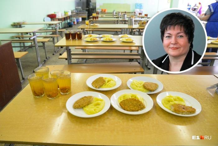Депутат, предложившая отменить бесплатное питание в школах: «Видели, сколько еды уходит на помойку?»