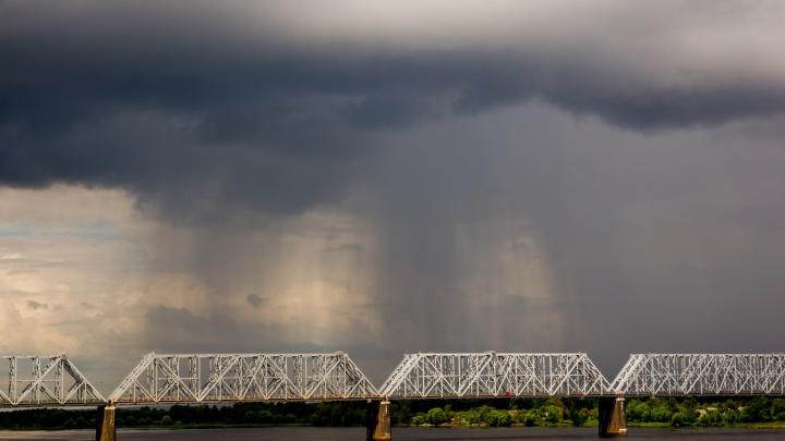 Черноземный циклон перевернёт погоду в Ярославской области: каких ждать сюрпризов