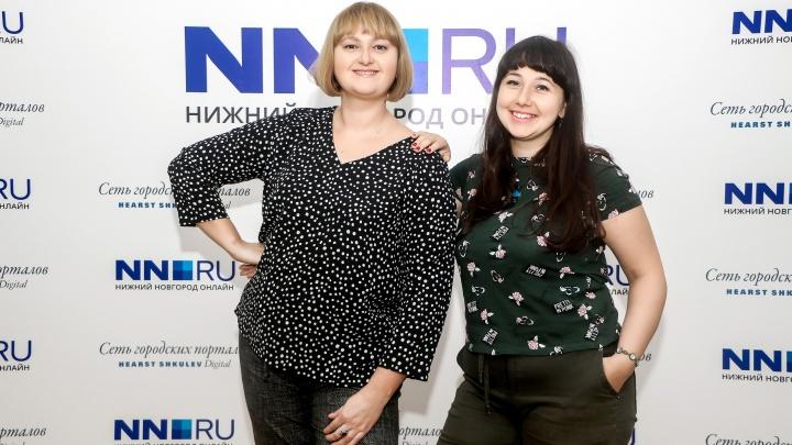 «Две девицы на диете»: журналисты NN.RU начали борьбу с лишним весом в новом интернет-реалити