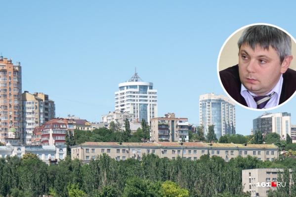 Константин Солонский заменил на должности Сергея Лиманова
