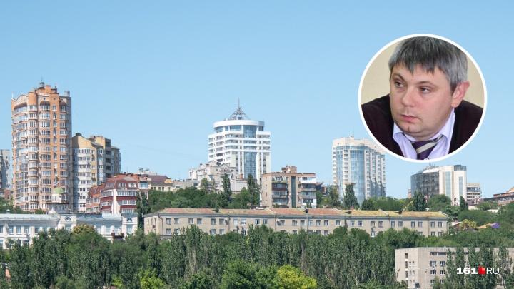 Новым замглавы администрации Ростова по транспорту стал Константин Солонский