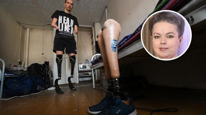 «Беги, даже если нет ног, и не ной»: Анна Кирьянова — о том, чему нас научила история спортсмена-инвалида