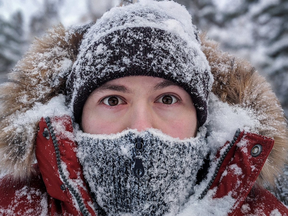 Новосибирец Семён снял настоящий сибирский автопортрет