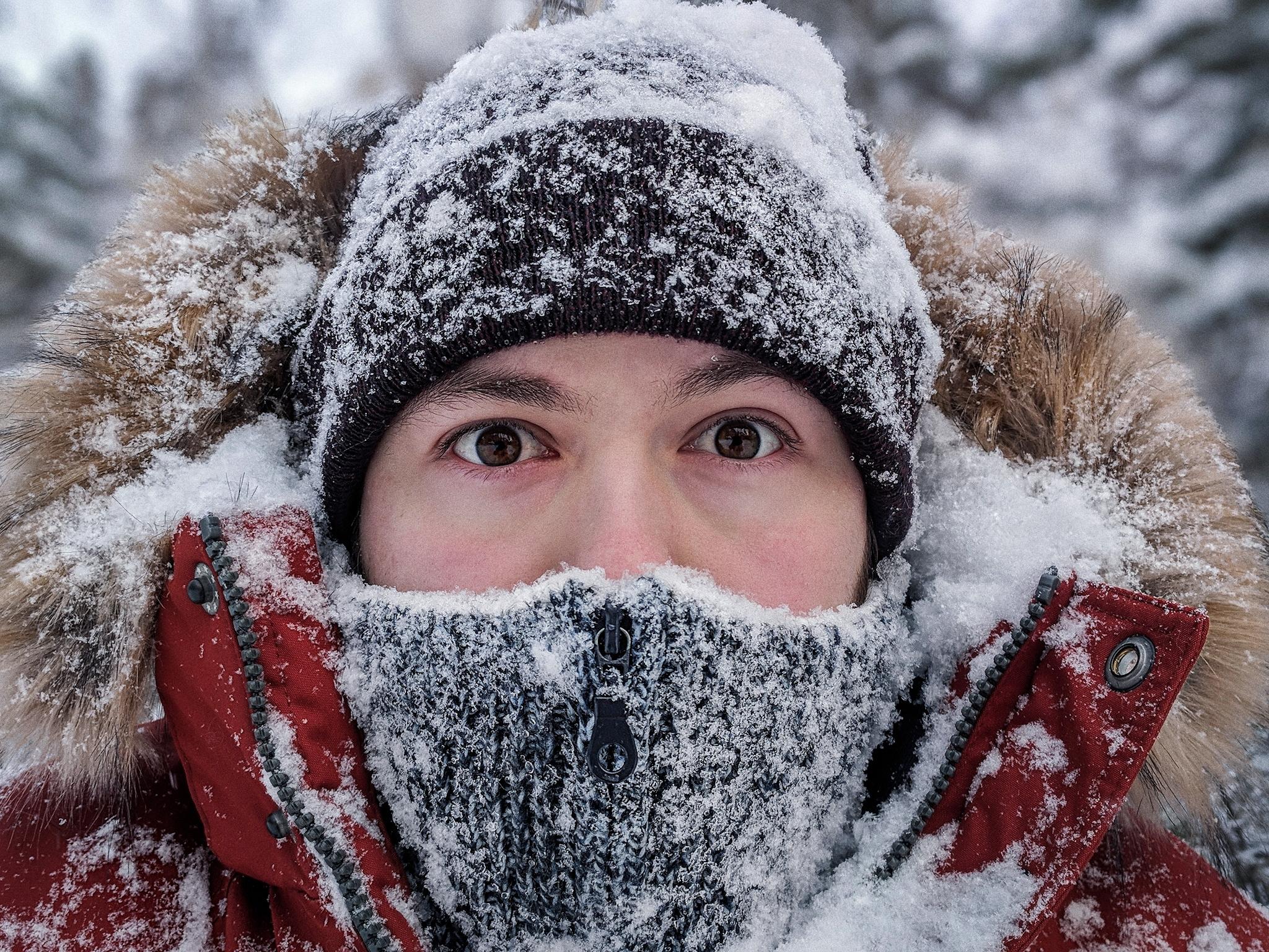 Вмёрзли в историю: 17 лучших фотографий очень холодного Новосибирска