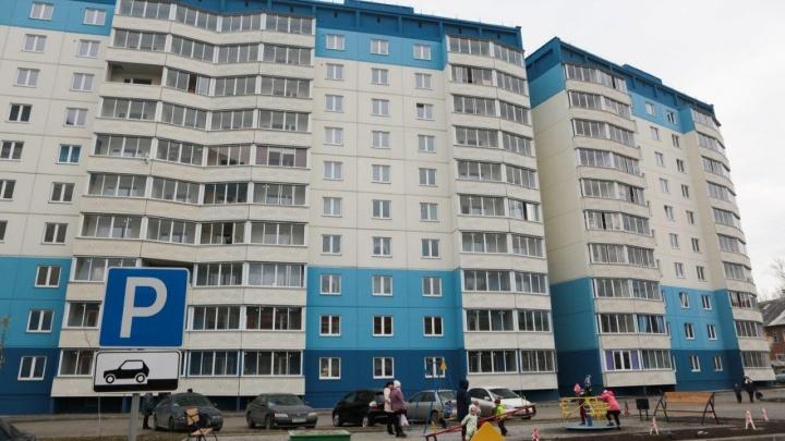 Жителям ветхих бараков на Первомайке дали новые квартиры