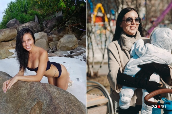Алесе Клочко было 26 лет, когда она пришла на проект