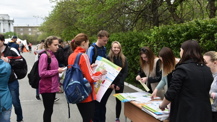 18, 35 и 50 километров: в Екатеринбурге открылась регистрация на «Майскую прогулку»
