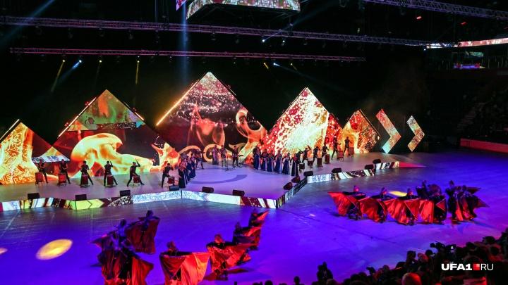 Самые первые: 25 медалей завоевала сборная Уфы на 53-х Международных детских играх