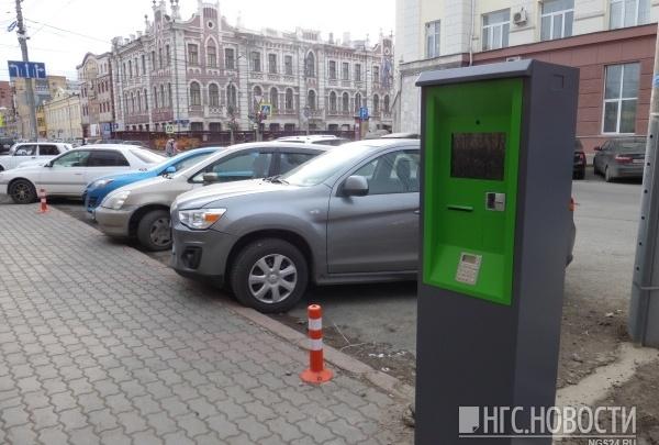 «Люди стали платить»: в Красноярск возвращают паркоматы и возрождают платные парковки