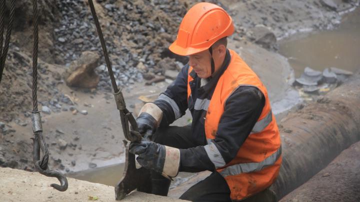 Вторник без воды и света. Какие улицы в Архангельске заденут ремонты на коммунальных сетях