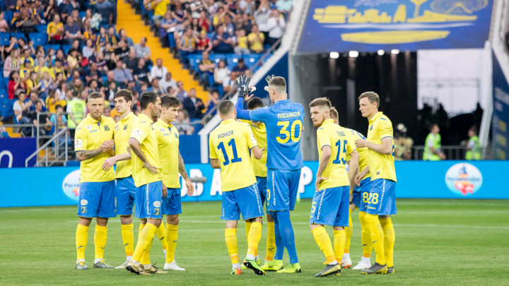 Десять игроков ФК «Ростов» вызваны в национальные сборные