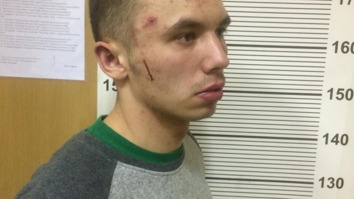 В Екатеринбурге поймали парня, который ранил охранника «Пятёрочки» ножом в живот