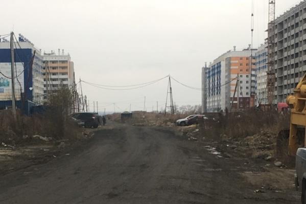 Дорожники заасфальтируютулицу 2-я Эльтонская (на участке от улицы Трашутина)
