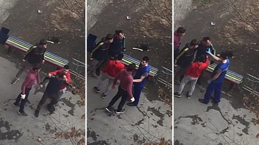 Агрессивные тюменцы напали на врача скорой помощи, который приехал на вызов