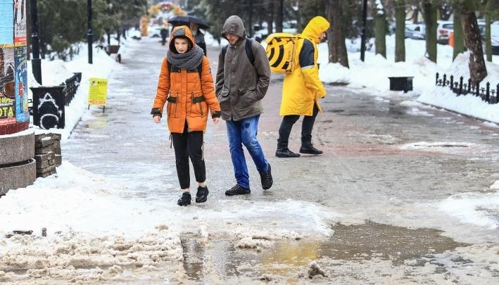 От плюса к минусу: какую погоду ждать в Ростове на этой неделе