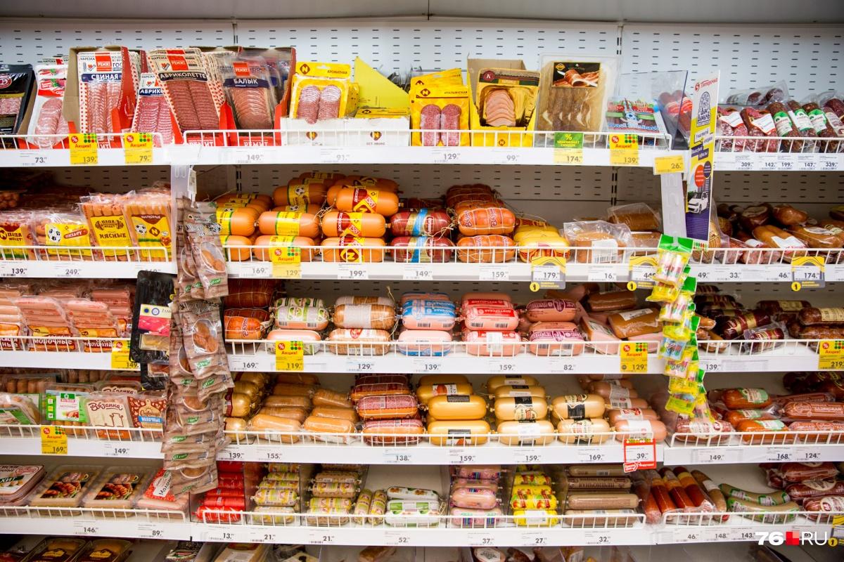 Если идея с акцизами придётся по душе российским законодателям, то цены на колбасу резко поднимутся