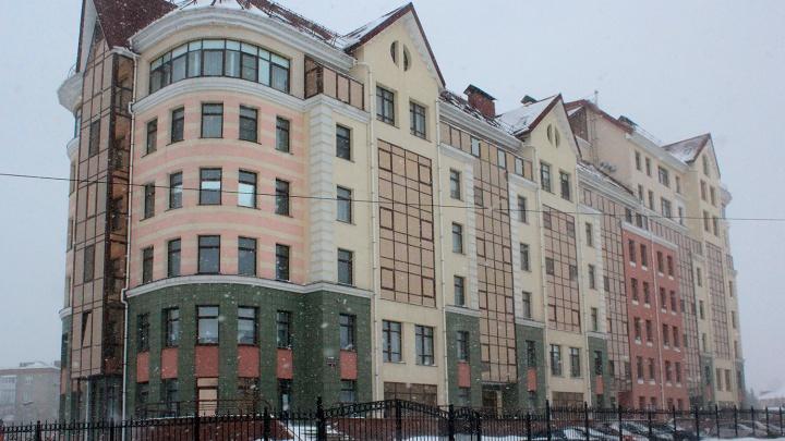 Мой дом — моя крепость. Рассматриваем семь элитных квартир в доме на Красина