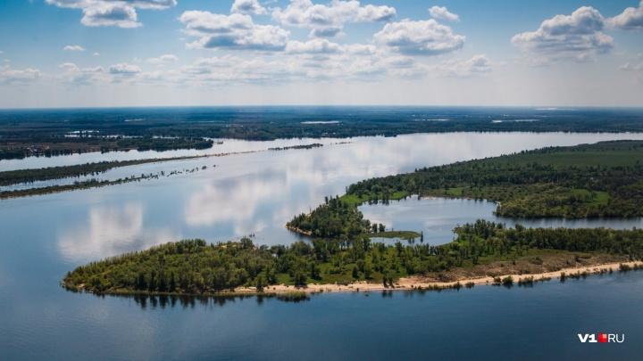 Воды станет еще меньше: агентство водных ресурсов боится нештатных ситуаций на Волге