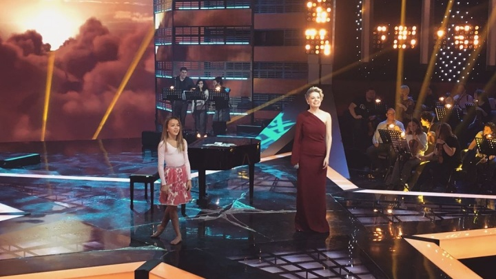 Песня-молитва о маме: пермячка Александра Панова выступила в полуфинале конкурса «Новая звезда»