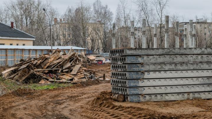 Прокуратура привлекла к ответственности застройщика детской поликлиники в Закамске