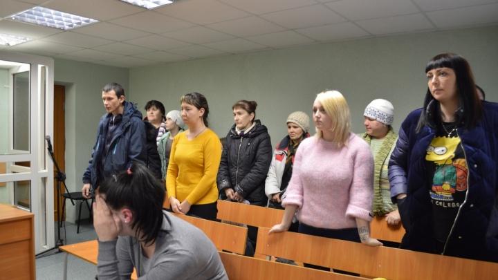 Смертельная глупость. В Чусовом судят виновницу пожара в общежитии, где погибли шесть человек