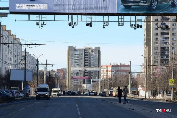 После смены подрядчика дорожные камеры в Челябинске просто «спали»
