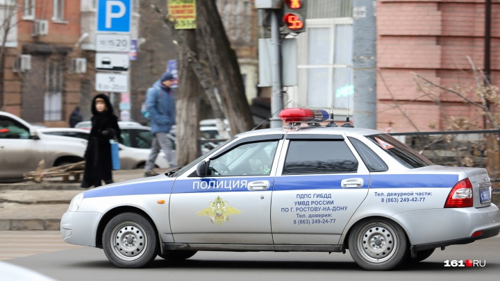 В Целинском районе мужчина устроил ДТП с двумя пострадавшими и сбежал
