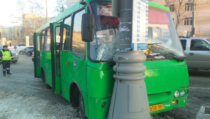 Сотрудники ГИБДД притворились пассажирами екатеринбургских автобусов. И им очень не понравилось