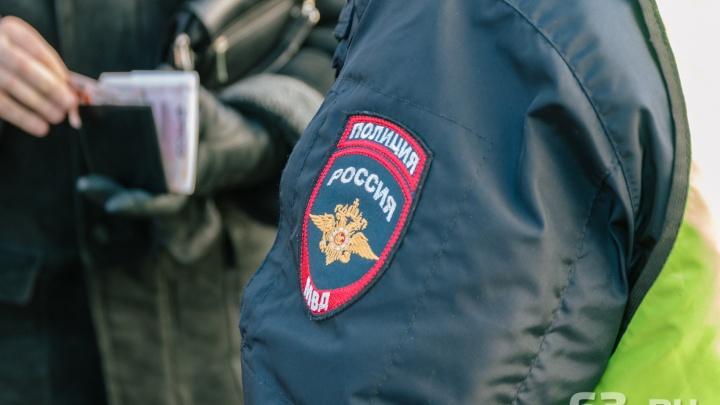 Под Тольятти задержали мужчину, который перевозил опасный груз по поддельным документам