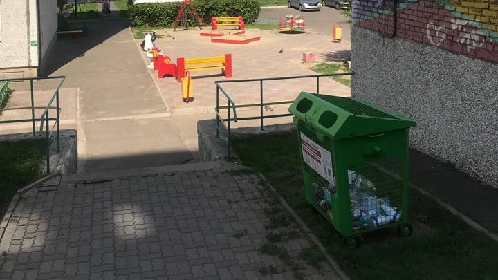 От общественных пространств — к высотным домам: в жилых кварталах будут собирать мусор раздельно