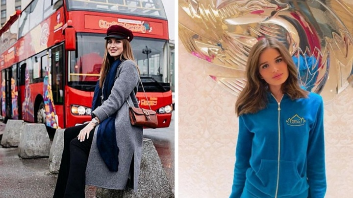 Тоболячка Елена Пановикова представит область на конкурсе «Мисс Россия — 2019»