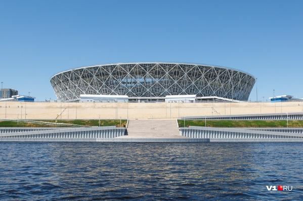 В правительстве показали сверхсметную стоимость стадиона