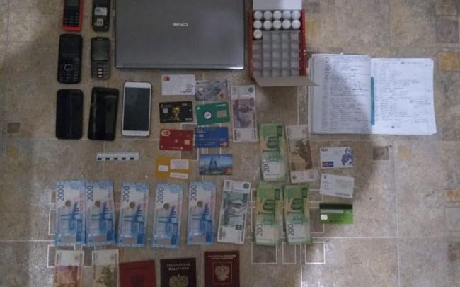 В Уфе задержали главаря банды обнальщиков, которые проводили банковские операции в обход закона