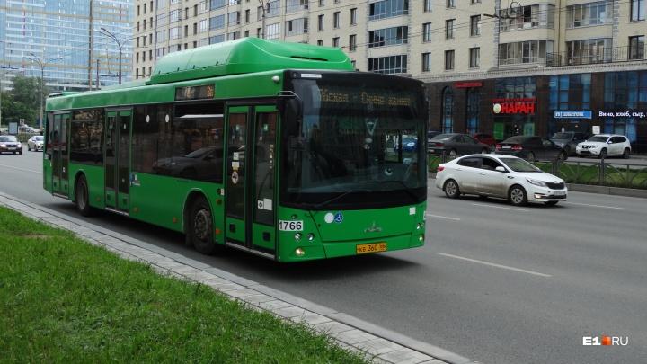 «Ездят хорошо, но стёкла дорогие»: мэр рассказал, какие автобусы купят для Екатеринбурга