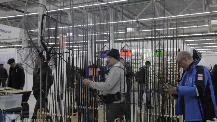 Время готовиться к сезону: в Перми открылась выставка «Охотник и рыболов»