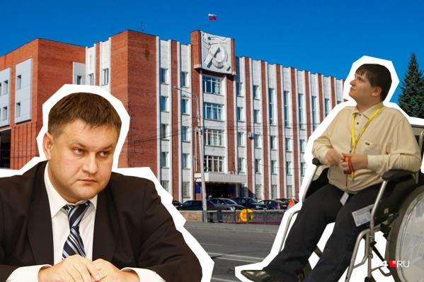 Глава Калининского района Сергей Колесник уже заказал проект доступности среды