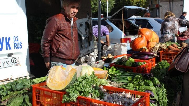 В Башкирии капуста подорожала в три раза, а картошка – в два с половиной